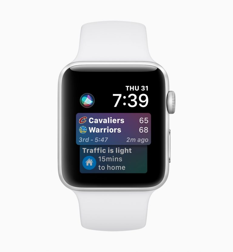 <strong>نحوه</strong> ی <strong>استفاده</strong> از <strong>اپل</strong> <strong>واچ</strong> <strong>سیری</strong> <strong>فیس</strong> در watchOS 5 و <strong>نسخه</strong> <strong>های</strong> پس از ان
