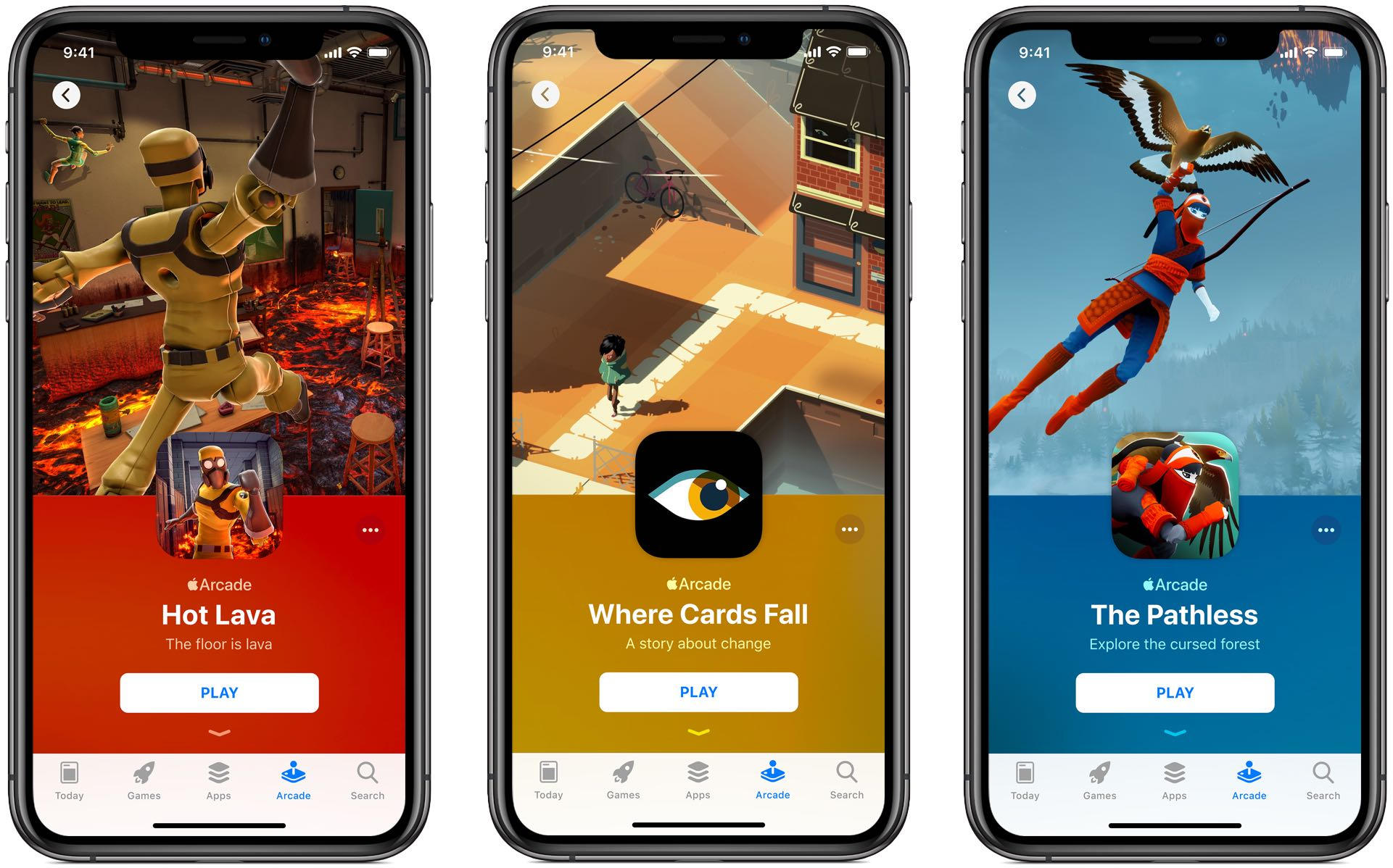 Apple Arcade یک <strong>سرویس</strong> <strong>اشتراک</strong> جدید <strong>همراه</strong> با <strong>دسترسی</strong> به <strong>بیش</strong> از <strong>۱۰۰</strong> <strong>بازی</strong> جدید و <strong>انحصاری</strong> <strong>معرفی</strong> شد
