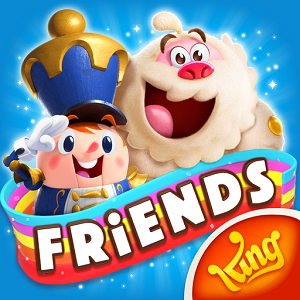 <strong>دانلود</strong> <strong>بازی</strong> Candy Crush Friends Saga <strong>برای</strong> ایفون ، <strong>ایپاد</strong> و <strong>ایپد</strong>